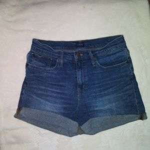 J. Crew jeans shorts size 26 New